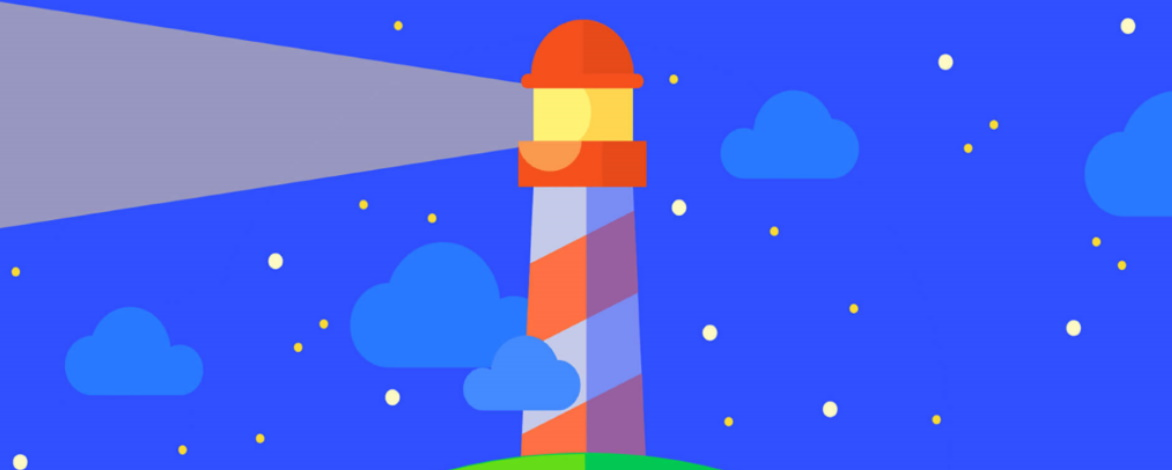 Google lighthouse series